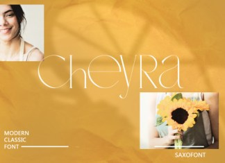 Cheyra Font