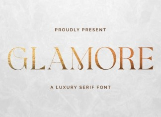 Glamore Font