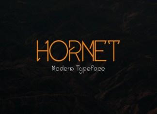 Hornet Font