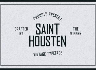 Housten Font