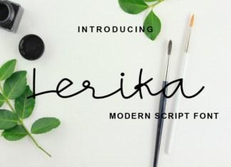 Lerika Font