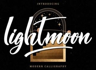 Lightmoon Font