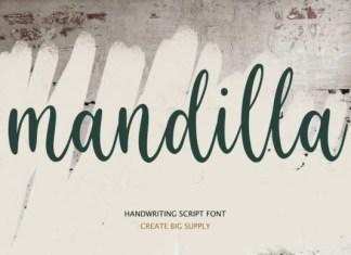 Mandilla Font