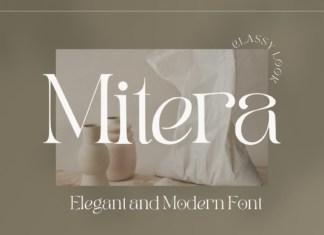 Mitera Font