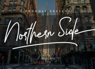 Northern Side Font