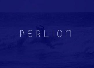 Perlion Font