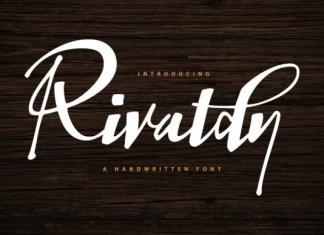 Rivaldy Font
