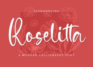 Roselitta Font