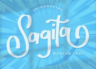 Sagita Font