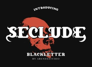 Seclude Font