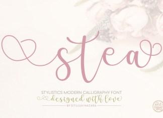 Stea Font