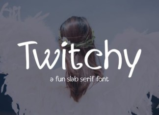 Twitchy Font