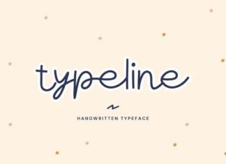 Typeline Font