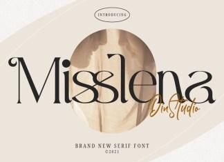 Misslena Font