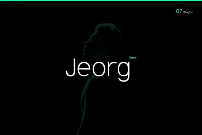 Jeorg Font