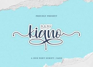 Baby Kiano Font