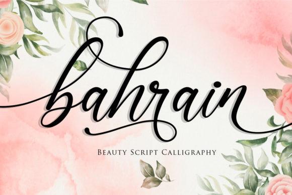 Bahrain Font