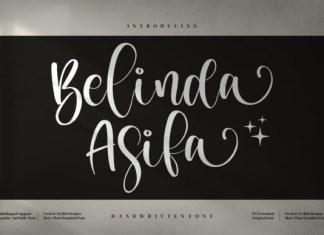 Belinda Asifa Font