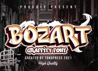 Bozart Font