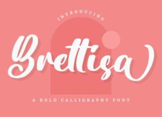 Brettisa Font