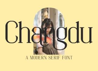 Changdu Font