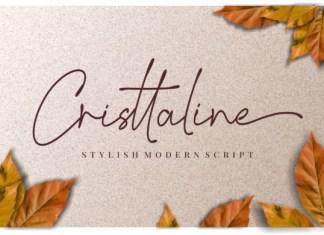 Cristtaline Font