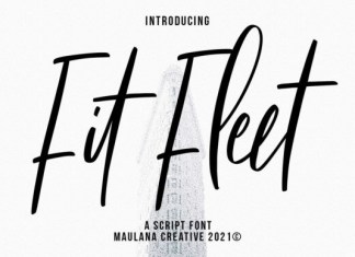 Fit Fleet Font