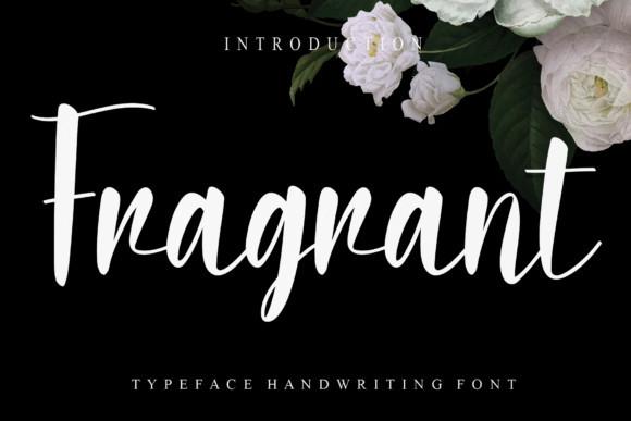 Fragrant Font