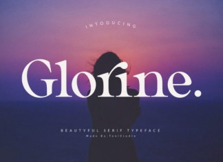 Glorine Font