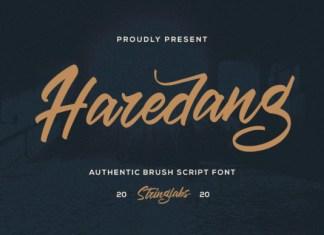 Haredang Font