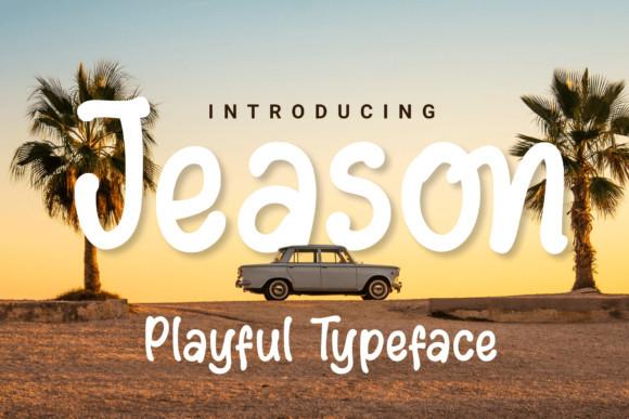 Jeason Font