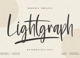Lightgraph Font