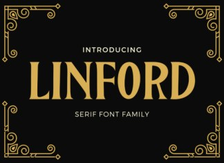 Linford Font