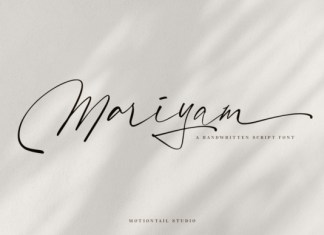 Mariyam Font