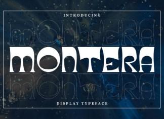 Montera Font