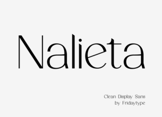 Nalieta Font