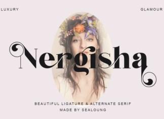Nergisha Font