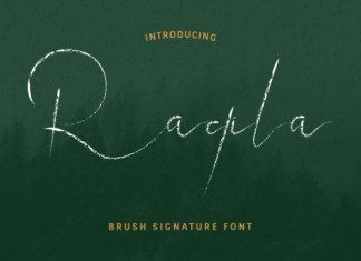 Raqila Font