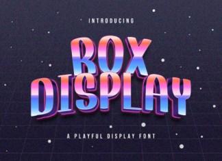 Rox Display Font