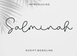 Salminah Font
