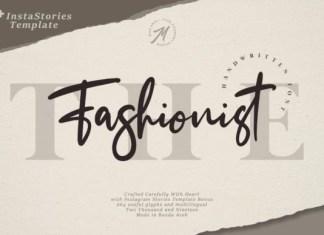 The Fashionist Font