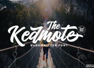 The Kedmote Font