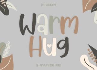 Warm Hug Font
