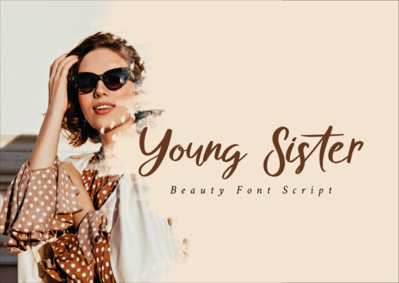 Young Sister Font
