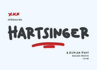 Hartsinger Font