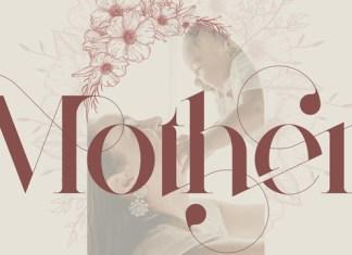 Mother VP Font
