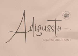 Adigussto Font