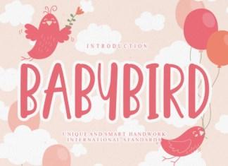 Babybird Font
