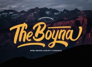 Boyna Font