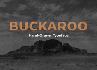 Buckaroo Font